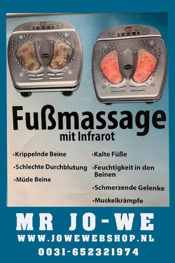 Fußmassage Gerät
